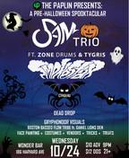 The Paplin Presents: 5AM Trio, Smokestax, Cthulhu & Dead Drop