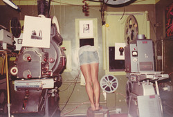 22 The Projectionist