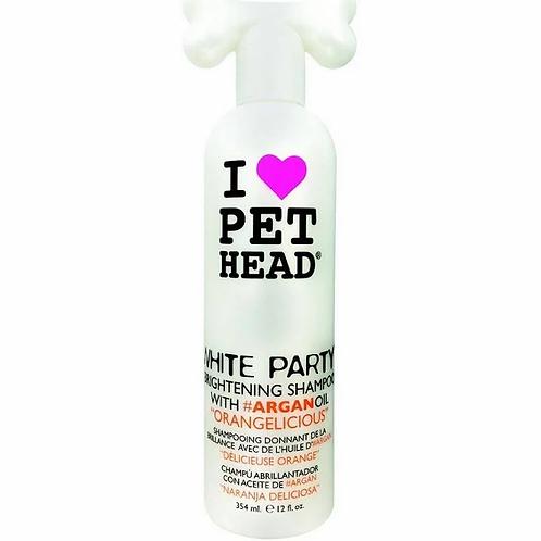 Shampoo Pet Head Branqueador 354ML