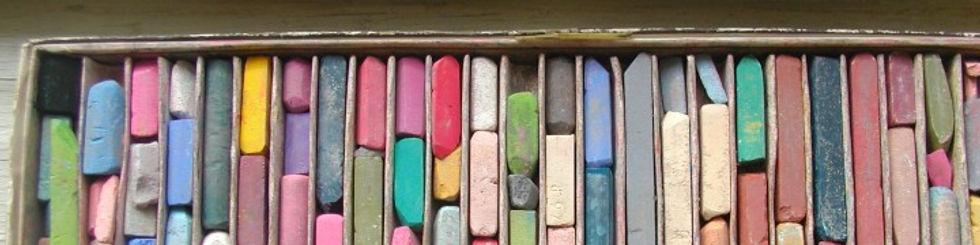 Photo de pastels