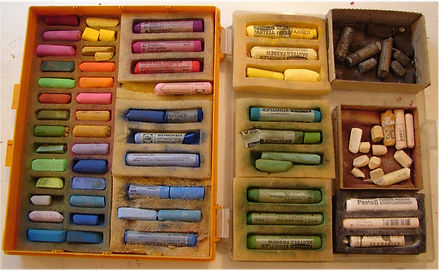 Photo gros plan de pastels