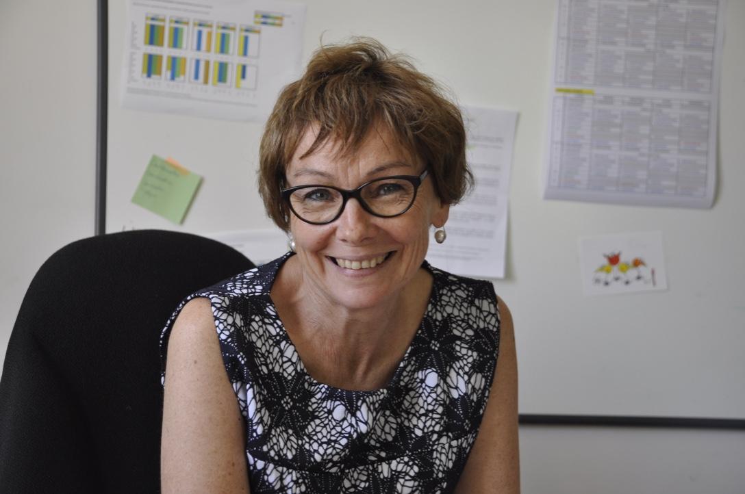Dominique MAGNARD - Directrice