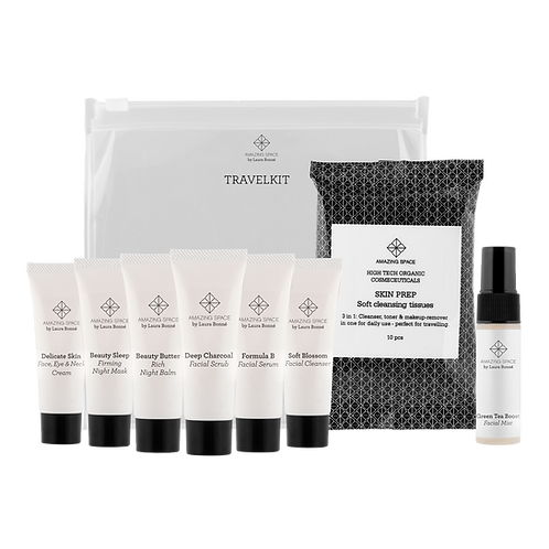 Pure Senses 7 days home treat - 8 Amazing Space products