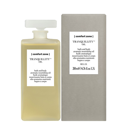 Tranquillity Body & Bath Oil, 200 ml.