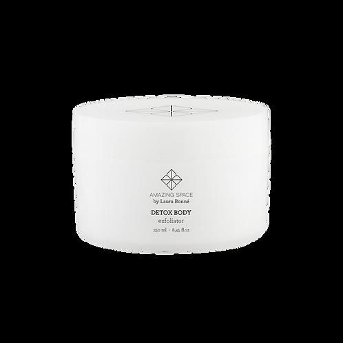 Detox Body Exfoliator – Mint & Rosemary, 250 ml.