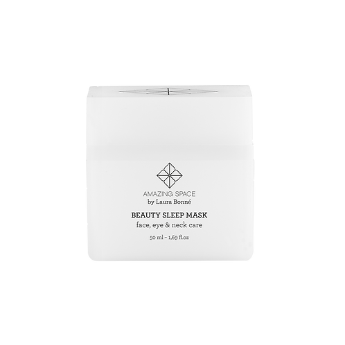 Beauty Sleep Mask - Face, Eye & Neck Cure, 50 ml