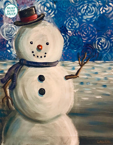 Snowman (Option 1)
