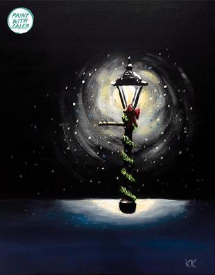 Lamp Post Christmas