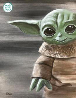 Grogu (Baby Yoda)