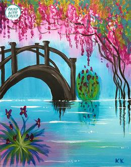 Asian Pond