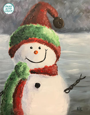 Snowman (Option 2)