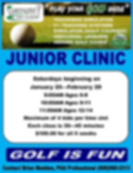 GOLF FLYER-Juniorjanuary252020throughfeb