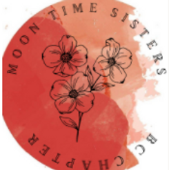 Logo of Moon Time Sisters British Columbia Chapter