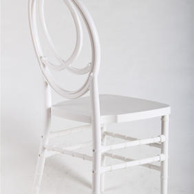 White Pheonix Chair