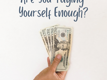 Reasonable Compensation: Are You Paying Yourself Enough?