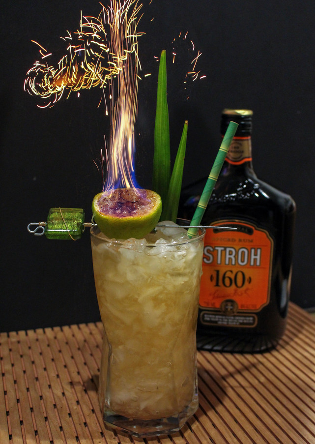 Trick AND Treat Halloween Cocktails