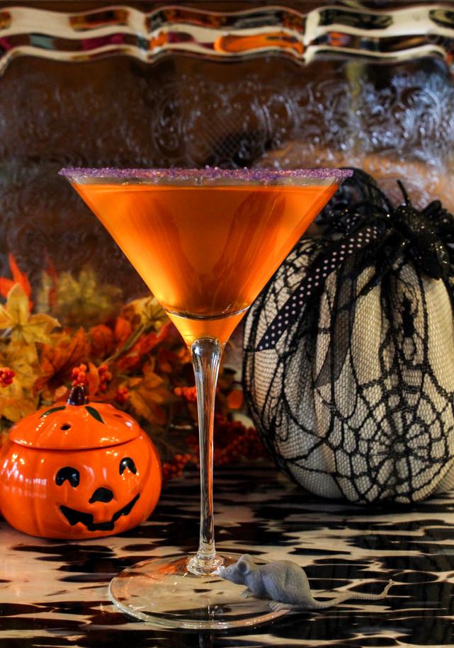 Gettin' Tipsy on:Halloween