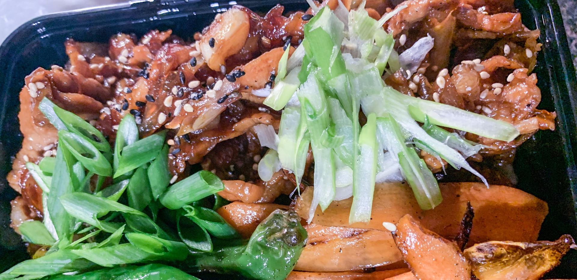 Japanese Pork Bowl
