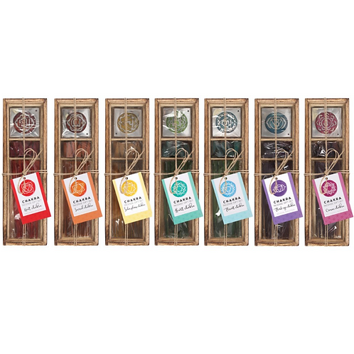 Chakra Incense Sticks