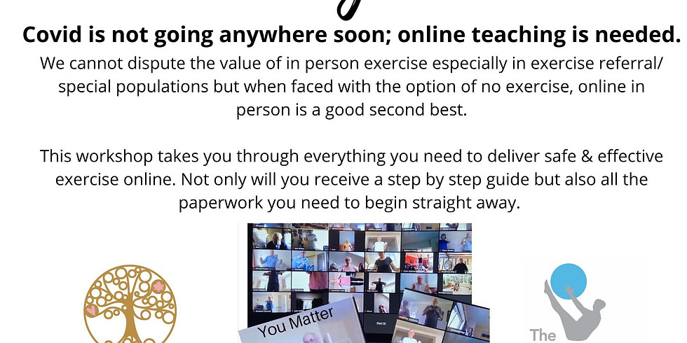 Working Online - Covid Is Not Going Anywhere, Online Is Needed