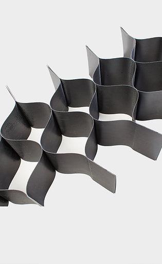 Геосотовый материал АРМДОР ГР 150 мм, ячейка 330 мм