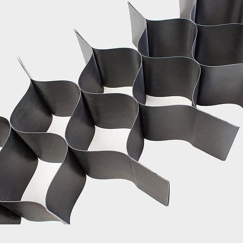 Геосотовый материал АРМДОР ГР 200 мм, ячейка 330 мм