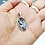 Thumbnail: Oval Saint Christopher Protection Pendant