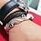 Thumbnail: 925 Silver Heavy SCROLL SWIRL WAVE Cuff bangle bracelet