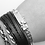 Thumbnail: Foxtail Link with CZ Bracelet / 925 Sterling Silver