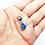 Thumbnail: 925 Sterling Silver Australian OPAL Gemstone Pendant / Quality / Solid