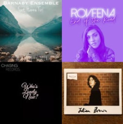 New Sounds this Month [March 2021]