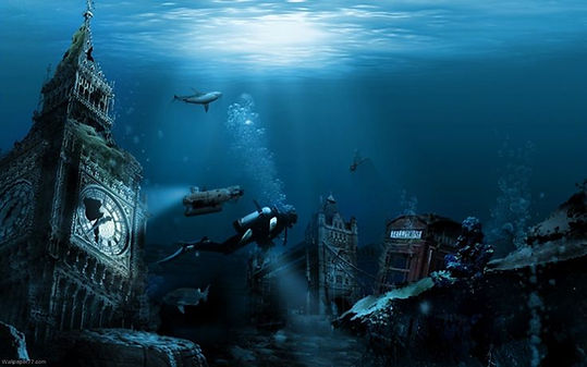 All London Underwater Versions