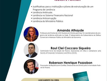 Lançamento Amanda Athayde - 22 de agosto em Curitiba