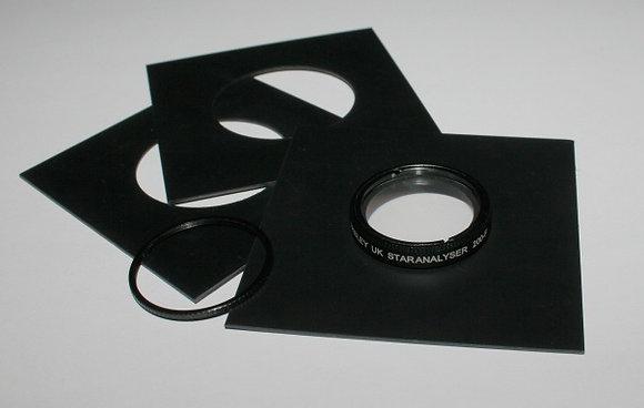 """1.25"""" Filter Wheel Mounting Kit"""