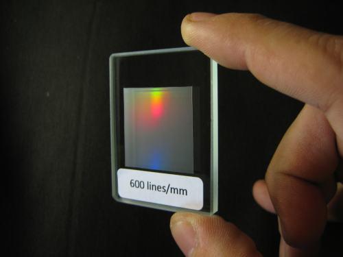 Spectrometer Grating