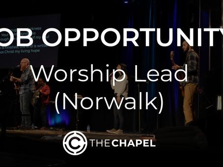 WORSHIP LEAD (Norwalk)