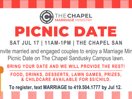 Marriage Ministry Picnic