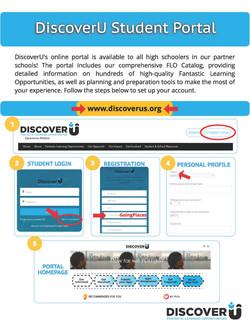 Student Portal Guide - English