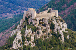 Le chateau de Puilaurens 2
