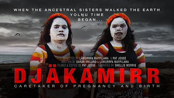 Djakamirr poster