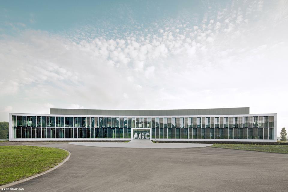 AGC, Louvain-La-Neuve