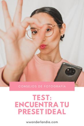⚡ TEST: Descubre el preajuste de Lightroom ideal para tu contenido