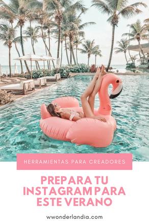 5 Pasos para preparar tu Instagram para verano 🌺