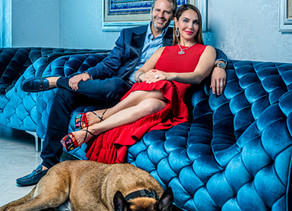 Meet Miami's Most Philanthropic Power Couple, David and Leila Centner
