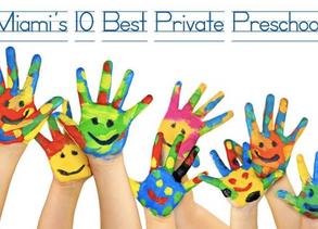 Miami's 10 Best Private Preschools :: Condo Black Book