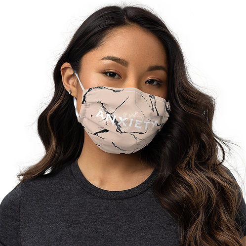 """""""Anxiety"""" Face Mask"""