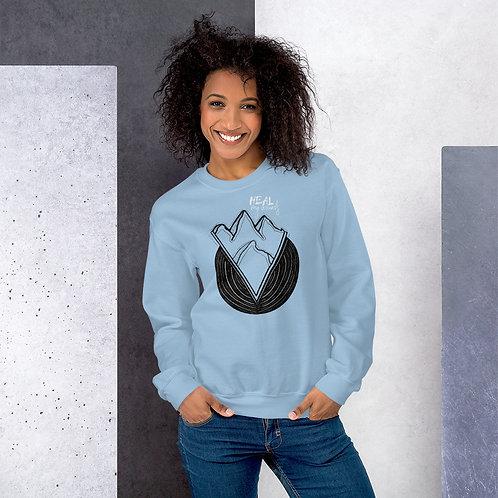 """Revolution"" Unisex Sweatshirt"