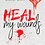 Thumbnail: Heal My Wounds (E-Book)