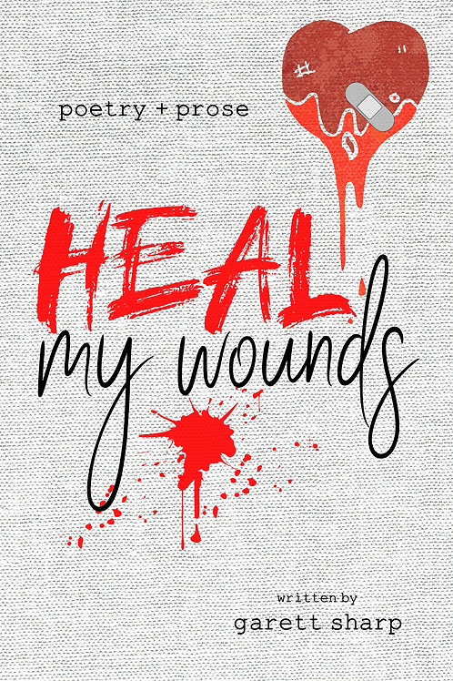 Heal My Wounds (E-Book)