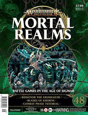 Warhammer: Mortal Realms Issue 48